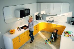 Modna kuchnia. Zobacz jak łączyć kolory na szafkach