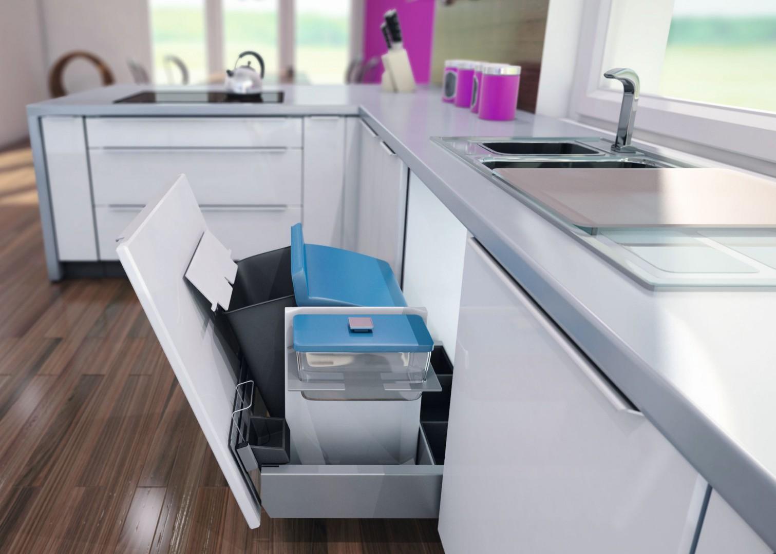 Urzadzamy Kosz W Kuchni Sposoby Na Wygodna Segregacje Meble Com Pl
