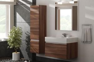 """""""Cantare"""" - alternatywa dla drewna w łazience"""