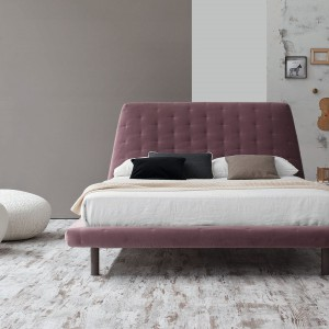 Łóżko Zoe Ego marki Bonaldo. Fot. Bonaldo