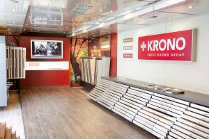 Kronopol zmienia się w Swiss Krono