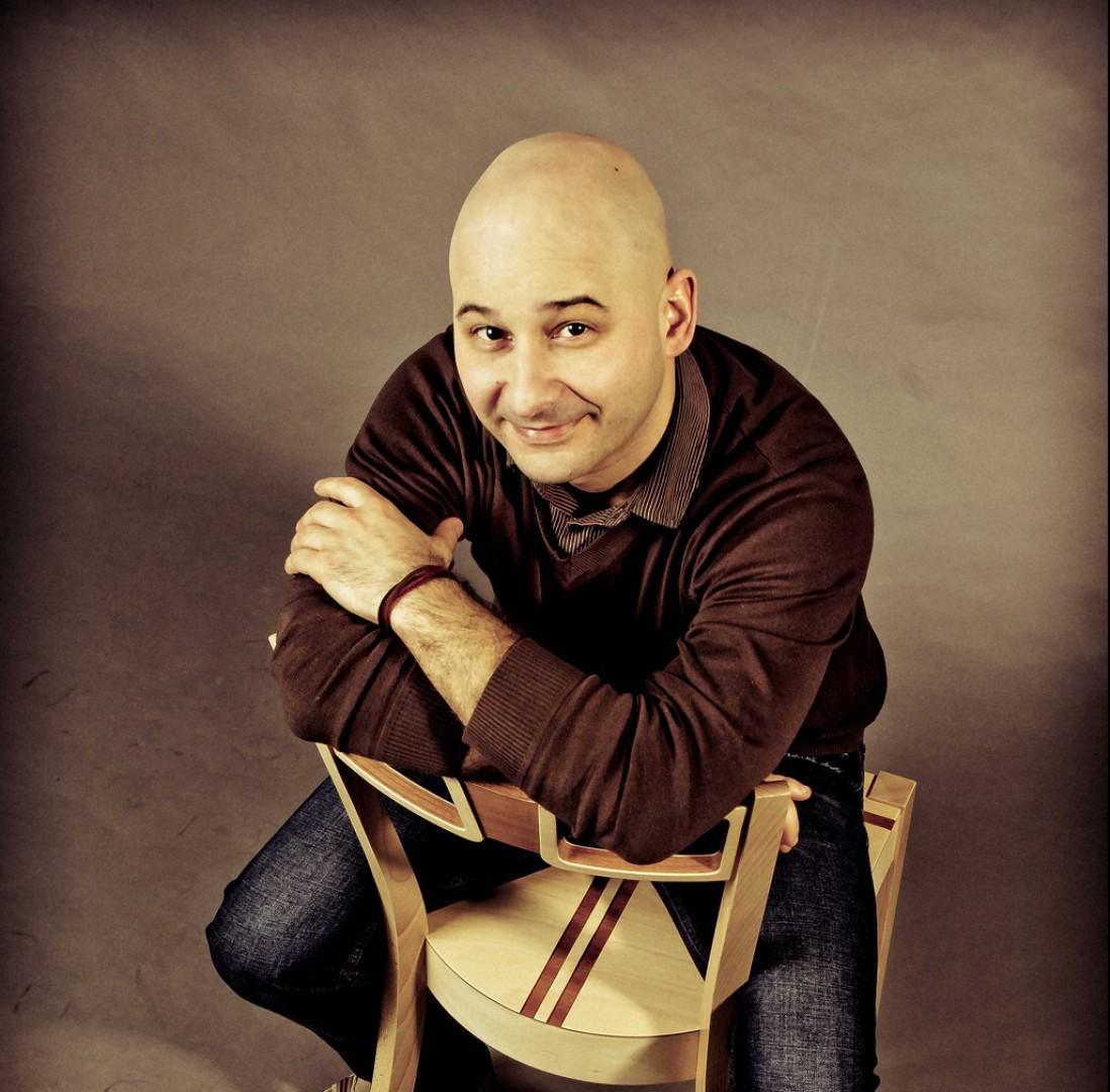 Marcin Skubisz, projektant. Fot. Archiwum.