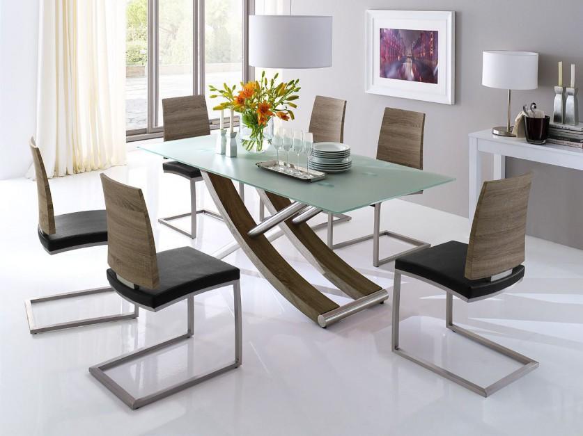 Meble Ogrodowe Na Metalowych Nogach :  meble  Krzesła nowoczesne na metalowych nogach  meblecompl