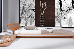 Nowoczesna sypialnia - minimalizm, spokój i przestrzeń