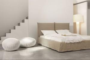Meble do sypialni. Wybierz miękkie i przytulne łóżka tapicerowane