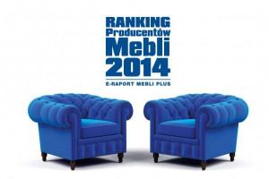 """""""Ranking Producentów Mebli 2014"""" - raport specjalny"""