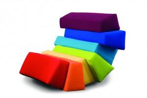 Fotel - pomysły na niestandardowy mebel