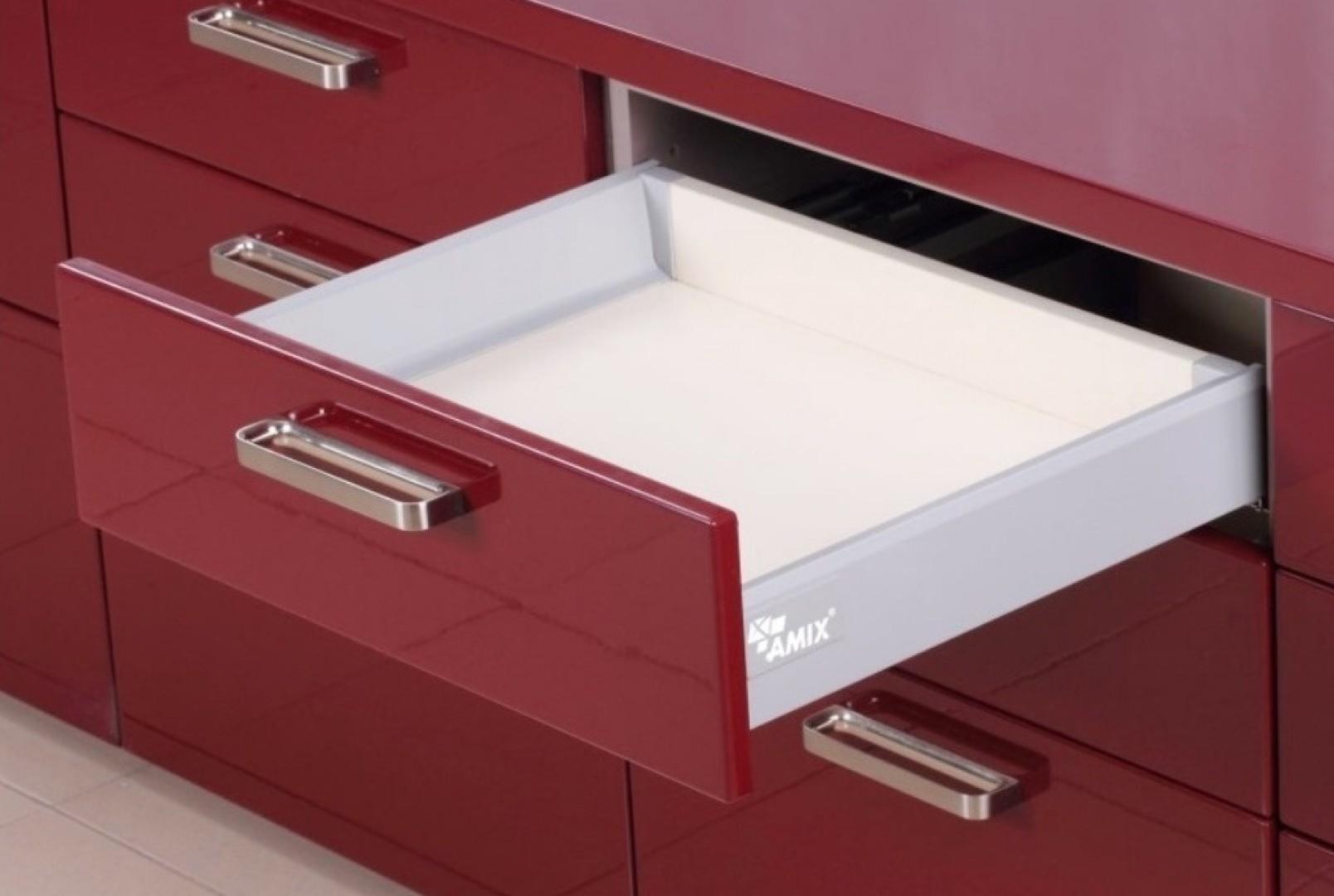 """TB20 System Box Prestige"" firmy Amix. Fot. Amix"