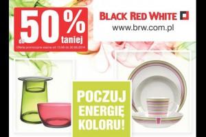 Black Red White – do 50% taniej na dodatki – gazetka promocyjna