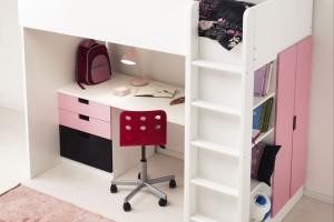 """IKEA nowość - """"STUVA"""" dziecięce łóżko na antresoli"""