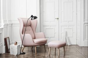"""Fotel z """"uszami"""" - klasyczny mebel w nowoczesnej odsłonie"""
