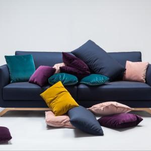 Nowoczesna stylistyka i komfortowy kształt sofy Pesto to tylko nieliczne z jej zalet. Fot. Comforty