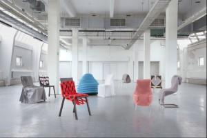 Krzesła modnie ubrane. Niezwykła kolekcja od Bernotat&Co