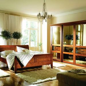 Meble do sypialni Imperia marki FS Favorit Furniture Fot. Archiwum