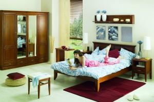 Meble do polskiej sypialni - rynek pełen pomysłów
