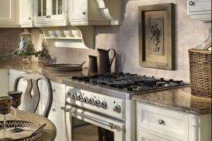 """Kuchnia """"New Cottage"""" - jak z książek Jane Austen"""