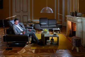 """Sofa """"Aria"""" - modernistyczna elegancja"""