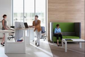 Modne i funkcjonalne biuro - hity meblowe