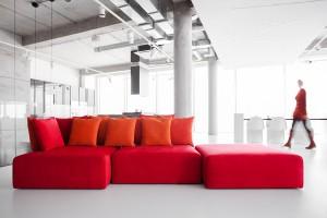 """Sofa """"Le Monde"""", nowość marki Noti o 25% taniej"""
