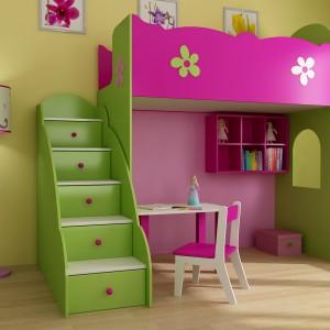 Urządzamy łóżko Na Antresoli Atrakcja Dla Dzieci I