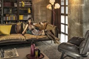 Jak urządzić salon w stylistyce industrialnej?