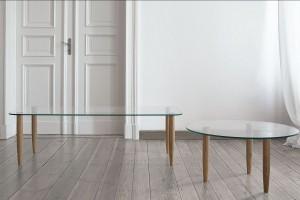 Stolik kawowy ze szklanym blatem - ciekawe propozycje
