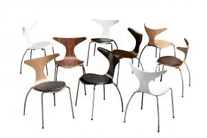 Krzesła do jadalni i salonu - 15 propozycji