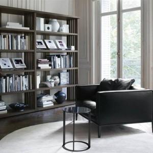 Elegancka biblioteczka. Fot. Maxalto