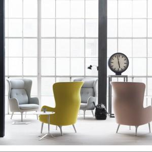 Fotel Ro dostępny jest, zarówno w kolorach tradycyjnych, pastelowych, jak i w bardziej intensywnych. Fot. Sits
