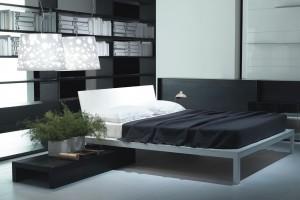 """""""Offshore"""" - łóżko dla miłośników minimalizmu"""