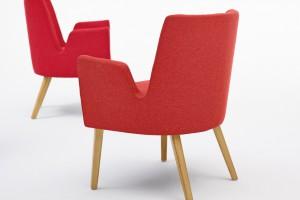 """Fotele """"Sen"""" jak z lat 60. i 70."""