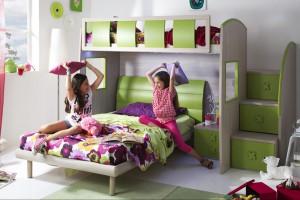 Meble dla dzieci. 10 niesamowitych łóżek piętrowych