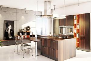 Studenci projektują kuchnie – 3 najlepsze na Arena Design 2015
