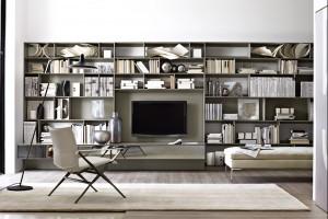 Nowoczesne półki na książki. Proste, piękne i... modne