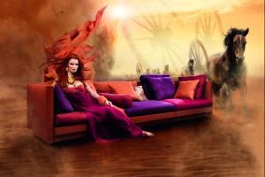 Sofa w salonie. 12 modeli w najpiękniejszych tkaninach