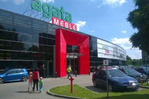 Agata Meble na Targówku - budowa ruszy w 2015 r.