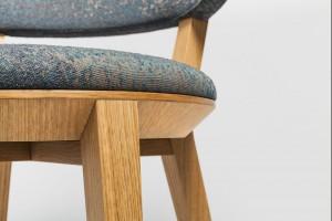 """""""Gnu"""" - krzesło pełne wyrafinowania"""