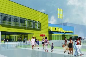 Nowy tartak IKEA - wkrótce otwarcie