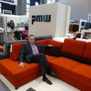 Wojciech Mielczarek, właściciel firmy PMW. Fot. Beata Michalik