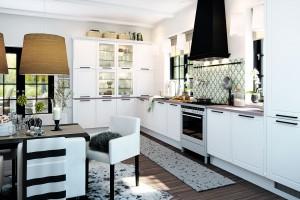 Piękna kuchnia. 10 wyjątkowych aranżacji w stylu klasycznym