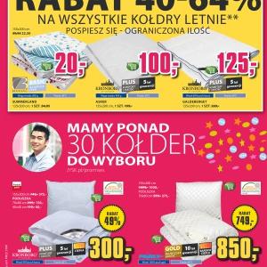 Gazetka promocyjna Jysk Fot. Jysk