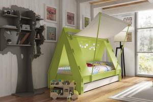 Pokój dziecka. Zobacz 5 niesamowitych łóżek
