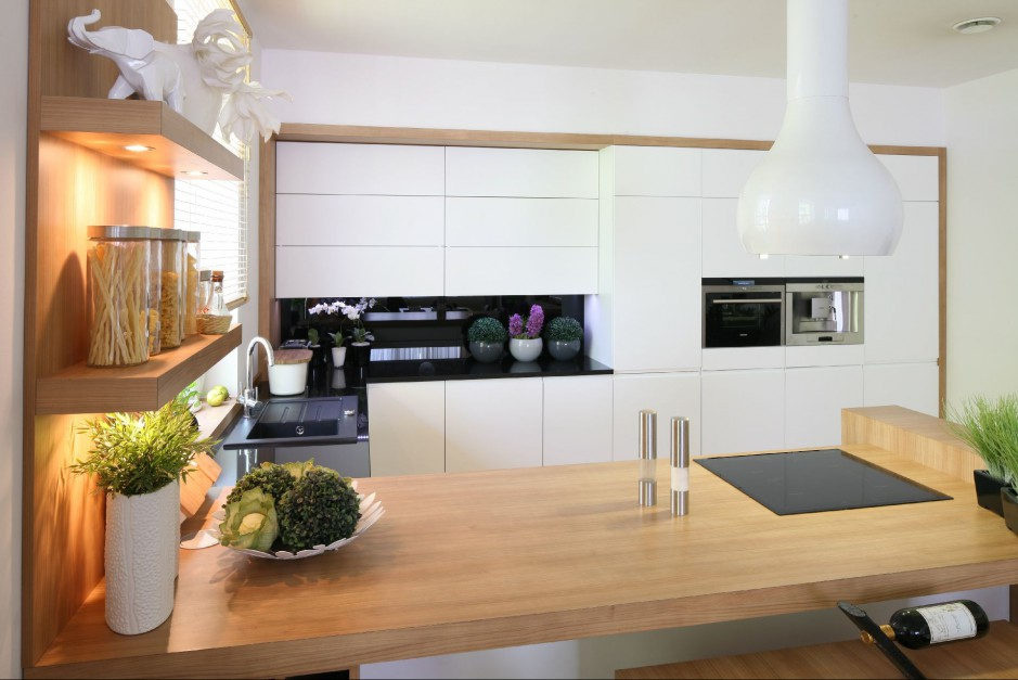 Wybieramy Meble Piękna Kuchnia Wybierz Do Niej Drewniany