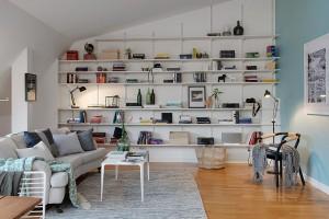 Domowa biblioteczka. 20 sprytnych pomysłów i rozwiązań
