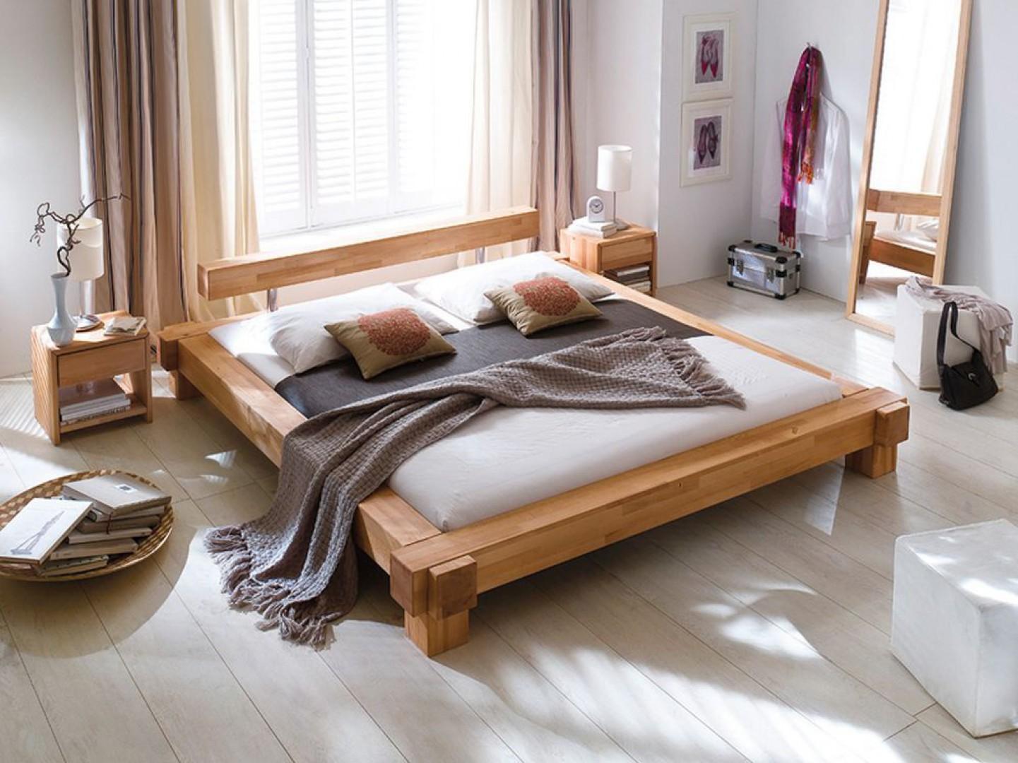 Urządzamy Wygodne łóżko 10 Pomysłów Na Sypialnię W