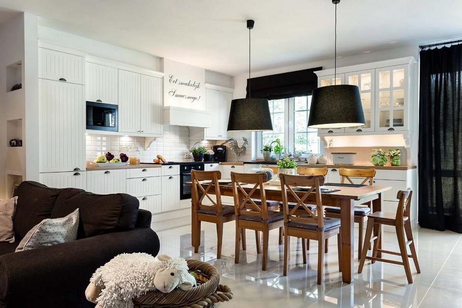 Wybieramy meble  Kuchnia skandynawska Możesz taką mieć   -> Meble Kuchnia Salon