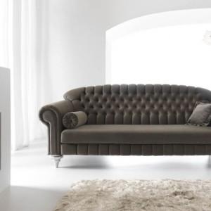 Elegancka i stylowa sofa