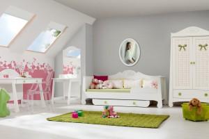 Łóżko dla dziecka. Zobacz fajne pomysły do pokoju dziecięcego
