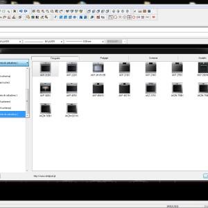 Dzięki obszernym bazom produktów możliwe jest zaplanowanie kuchni w najmniejszych szczegółach. Fot. CAD Projekt K&A