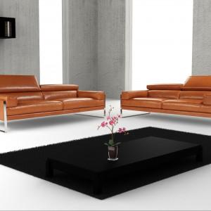Zestaw Calia Italia. W ramach kolekcji dostępne są zarówno meble modułowe, jak i sofy, fotele i narożniki. Fot. Bizzarto